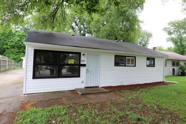 624 E 49th Avenue, Gary, IN 46409 (MLS #496085) :: McCormick Real Estate