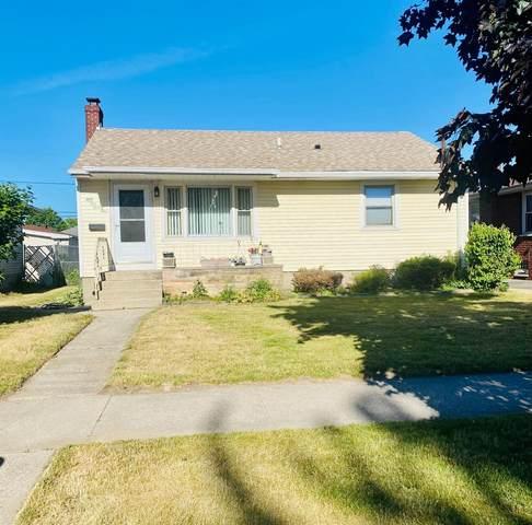 5521 White Oak Avenue, East Chicago, IN 46312 (MLS #496109) :: McCormick Real Estate