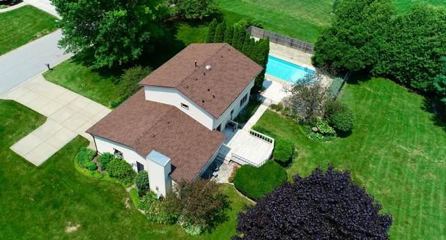 483 E High Meadow Circle, Valparaiso, IN 46383 (MLS #496122) :: McCormick Real Estate