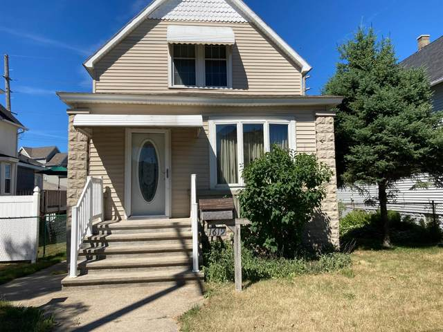 1619 Ohio Avenue, Whiting, IN 46394 (MLS #496151) :: McCormick Real Estate