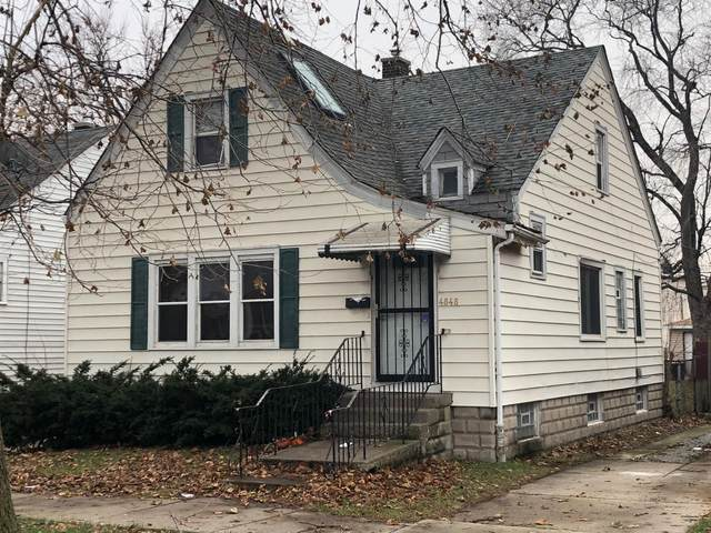 4848 Drummond Street, East Chicago, IN 46312 (MLS #496183) :: McCormick Real Estate