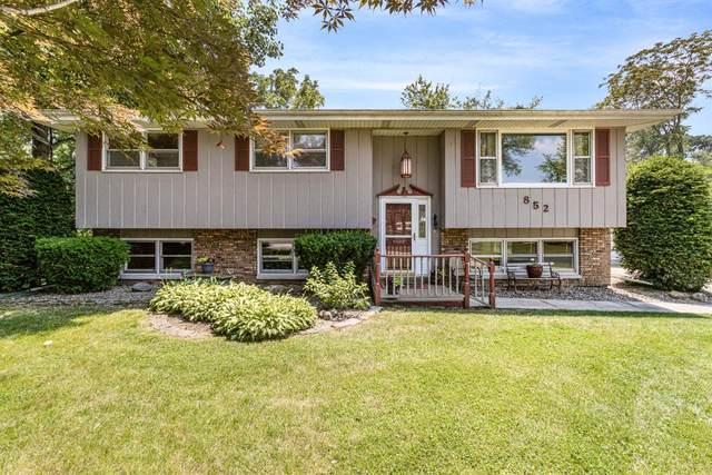 852 Cardinal Court, Hobart, IN 46342 (MLS #496216) :: McCormick Real Estate