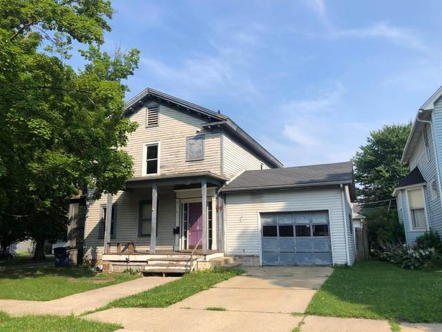 211 Harrison Street, Laporte, IN 46350 (MLS #496268) :: McCormick Real Estate
