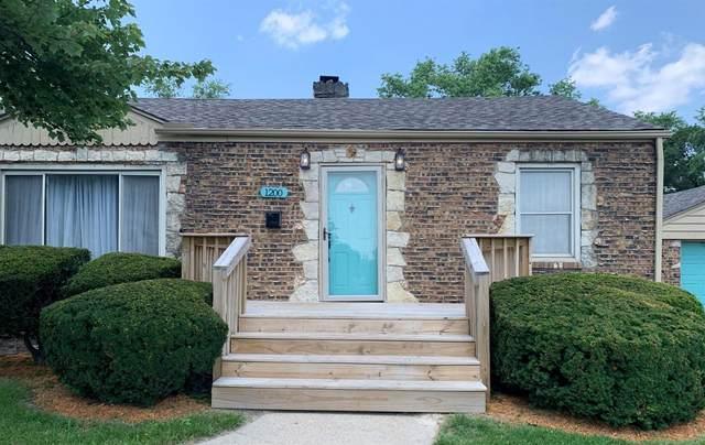 1200 E 43rd Avenue, Gary, IN 46409 (MLS #496299) :: McCormick Real Estate