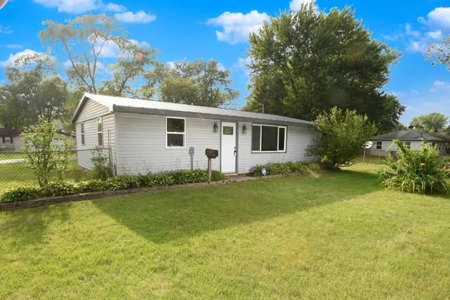 4080 Howard Street, Hobart, IN 46342 (MLS #496364) :: McCormick Real Estate