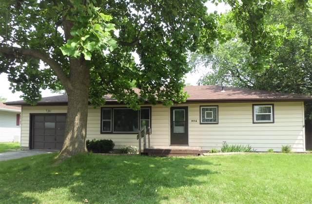 906 W 39th Avenue, Hobart, IN 46342 (MLS #496368) :: McCormick Real Estate