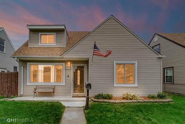 4419 Elm Avenue, Hammond, IN 46327 (MLS #496463) :: McCormick Real Estate