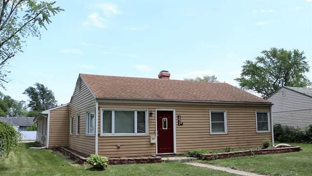 141 N Guyer Street, Hobart, IN 46342 (MLS #496471) :: McCormick Real Estate