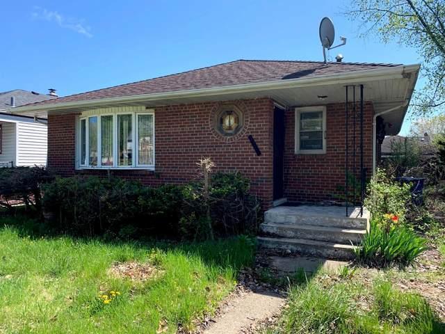 4851 Harrison Street, Gary, IN 46408 (MLS #496475) :: Lisa Gaff Team