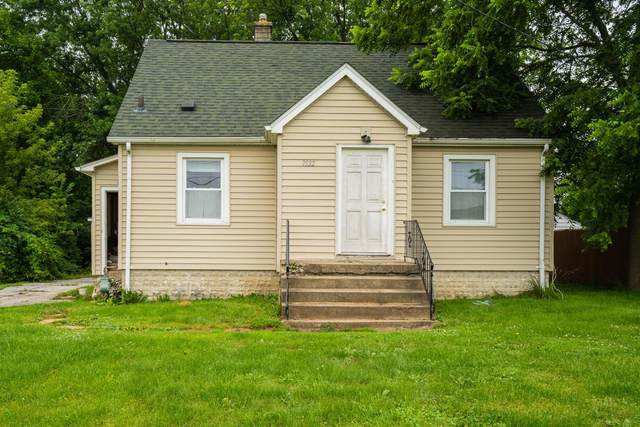 7532 Taft Street, Merrillville, IN 46410 (MLS #496481) :: McCormick Real Estate