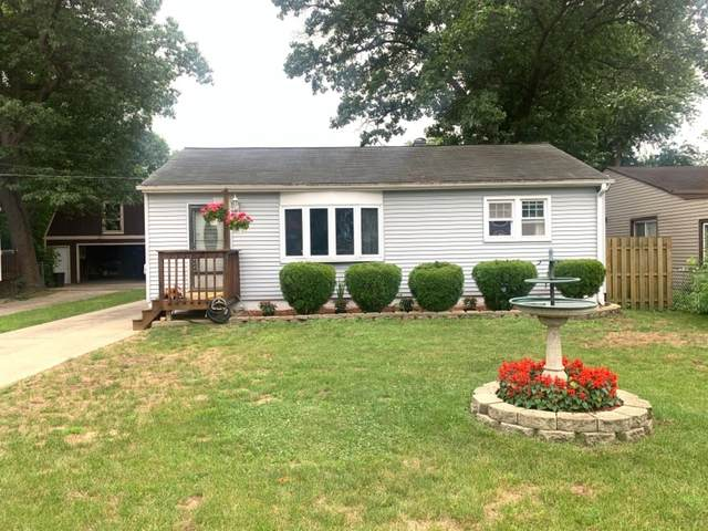 1203 E 39th Place, Griffith, IN 46319 (MLS #496502) :: McCormick Real Estate