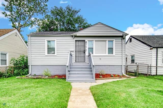 7413 Marshall Avenue, Hammond, IN 46323 (MLS #496532) :: McCormick Real Estate