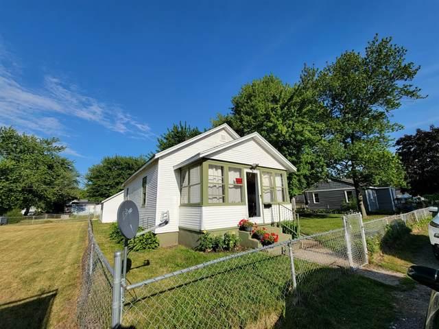 215 Helen Street, Michigan City, IN 46360 (MLS #496567) :: Lisa Gaff Team