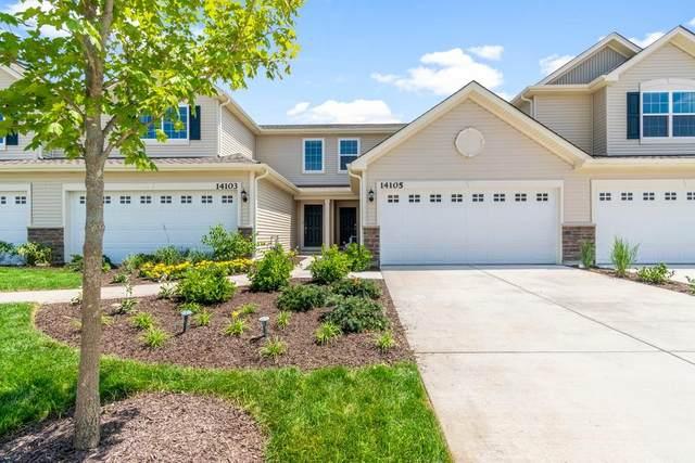 14135 Magnolia Street, Cedar Lake, IN 46303 (MLS #496664) :: McCormick Real Estate