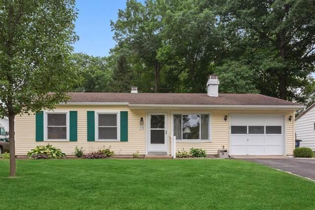 334 Southwood Drive, Michigan City, IN 46360 (MLS #496668) :: McCormick Real Estate