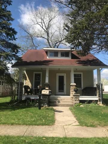 724 Garfield Street, Hobart, IN 46342 (MLS #496699) :: McCormick Real Estate