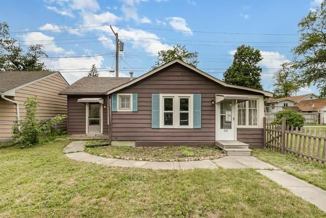 112 N Pennsylvania Street, Hobart, IN 46342 (MLS #496710) :: McCormick Real Estate