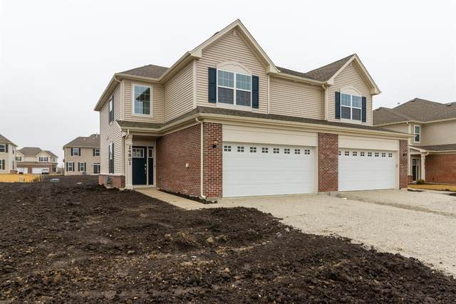 1845 E 110th Place, Crown Point, IN 46307 (MLS #496755) :: McCormick Real Estate