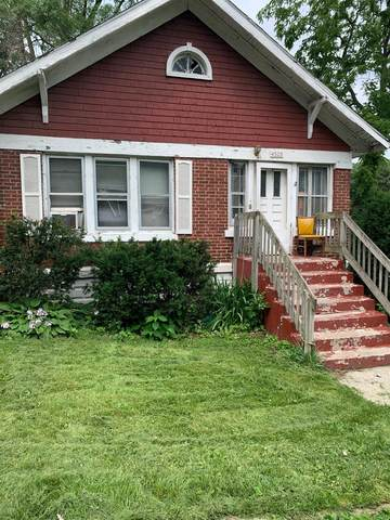 4528 Hayes Street, Gary, IN 46408 (MLS #496909) :: Lisa Gaff Team