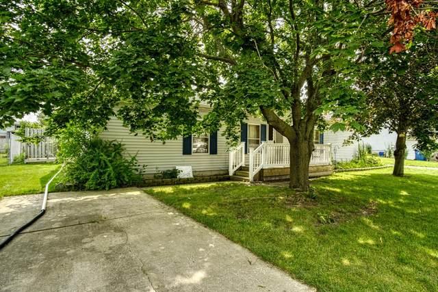 203 Locust Avenue S, Hebron, IN 46341 (MLS #496961) :: McCormick Real Estate