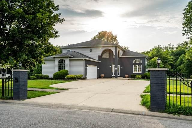 630 Merganser Drive, Hobart, IN 46342 (MLS #496976) :: McCormick Real Estate