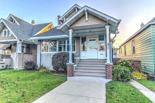 1415 Lake Avenue, Whiting, IN 46394 (MLS #497015) :: McCormick Real Estate