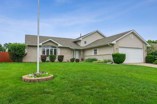 1534 Justice Drive, Crown Point, IN 46307 (MLS #497084) :: McCormick Real Estate