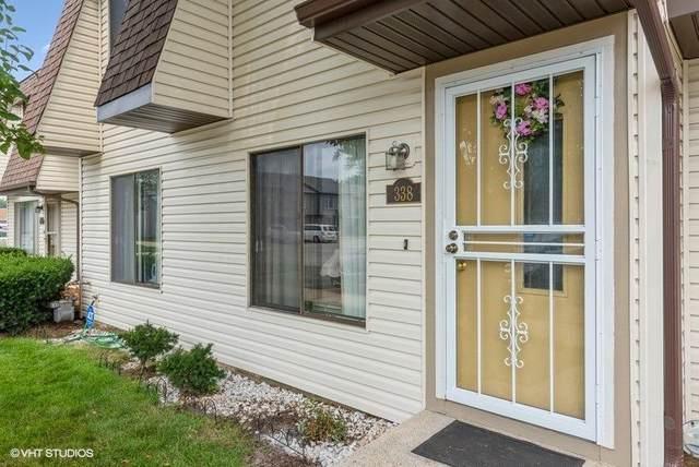 338 E 60th Drive, Merrillville, IN 46410 (MLS #497090) :: McCormick Real Estate