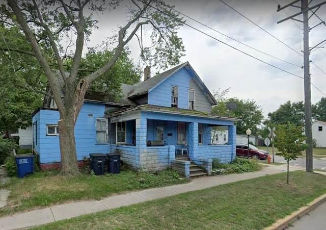 616 W 11th Street, Michigan City, IN 46360 (MLS #497162) :: McCormick Real Estate