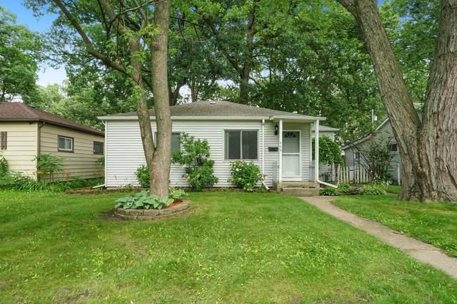 439 S Lawrence Street, Hobart, IN 46342 (MLS #497189) :: McCormick Real Estate