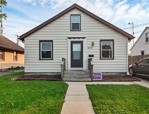 8430 Gordon Drive, Highland, IN 46322 (MLS #497235) :: McCormick Real Estate
