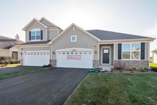 1917 E 110th Place, Crown Point, IN 46307 (MLS #497260) :: McCormick Real Estate