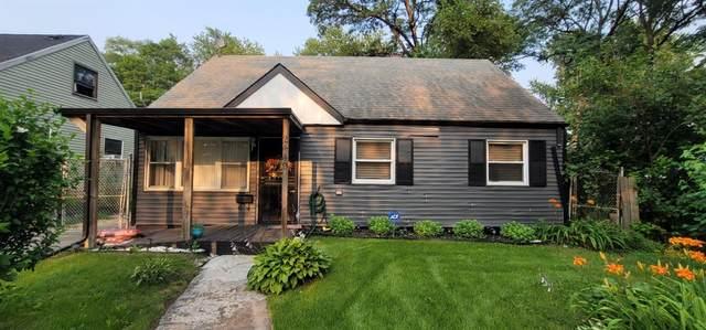 2449 Wilson Street, Gary, IN 46404 (MLS #497277) :: McCormick Real Estate