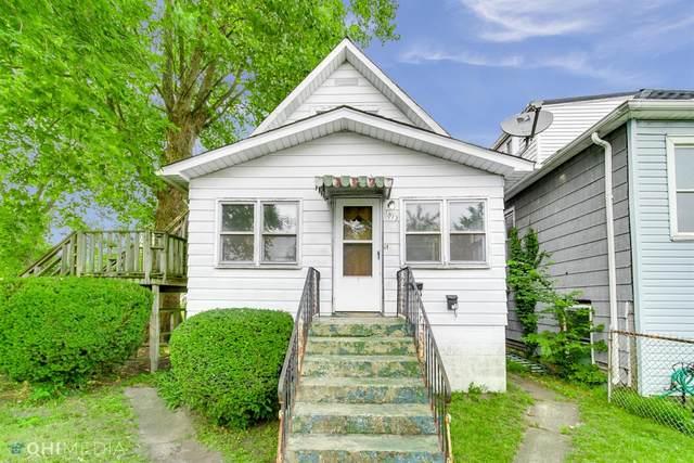 1013 Kenwood Street, Hammond, IN 46320 (MLS #497389) :: McCormick Real Estate