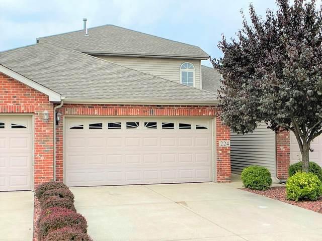 224 Deertrail Lane, Schererville, IN 46375 (MLS #497459) :: McCormick Real Estate