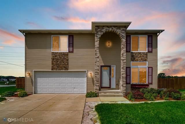 998 Ian Drive, Hobart, IN 46342 (MLS #497528) :: McCormick Real Estate