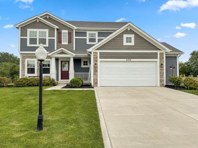 6334 Summershade Drive, Portage, IN 46368 (MLS #497554) :: Lisa Gaff Team