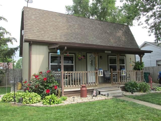 454 Fairmount Road, Kingsford Heights, IN 46346 (MLS #497855) :: Lisa Gaff Team