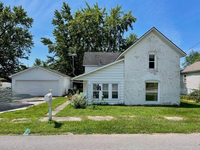 214 Park Avenue, North Judson, IN 46366 (MLS #498049) :: McCormick Real Estate