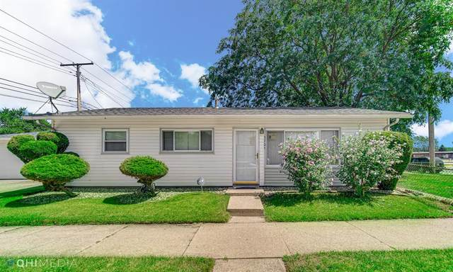 3705 165th Street, Hammond, IN 46323 (MLS #498096) :: McCormick Real Estate