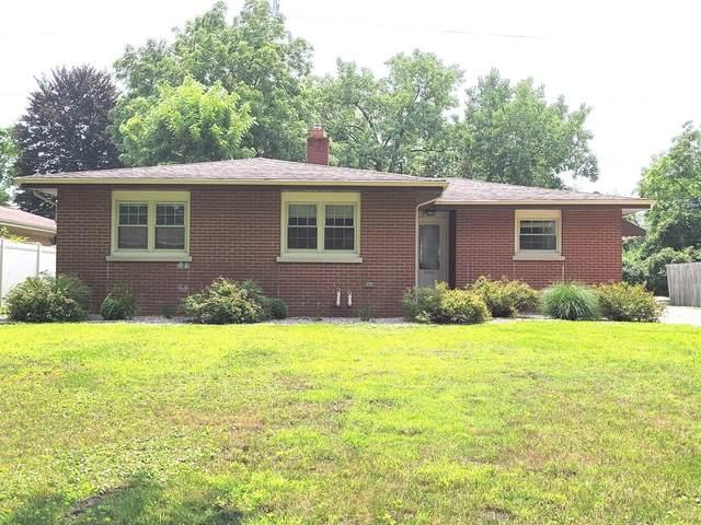 1334 Fisher Street, Munster, IN 46321 (MLS #498115) :: McCormick Real Estate