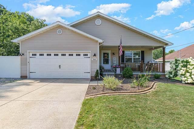 7413 W 128th Place, Cedar Lake, IN 46303 (MLS #498206) :: Lisa Gaff Team