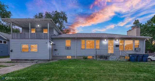 6304 Van Buren Avenue, Hammond, IN 46324 (MLS #498227) :: Lisa Gaff Team