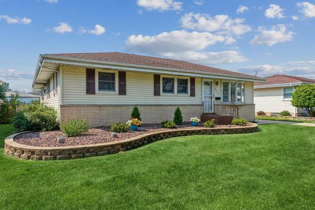 3018 97th Place, Highland, IN 46322 (MLS #498251) :: McCormick Real Estate