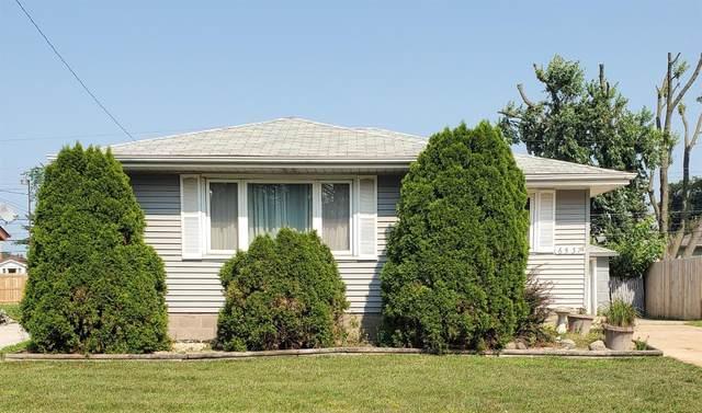 6537 Montana Avenue, Hammond, IN 46323 (MLS #498437) :: McCormick Real Estate
