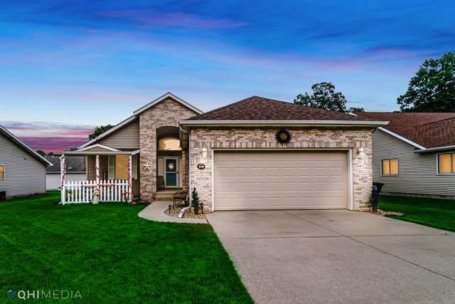 314 White Oak Drive, Michigan City, IN 46360 (MLS #498492) :: McCormick Real Estate