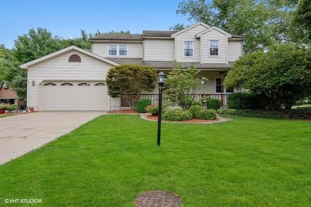 930 Pheasant Run Circle, Porter, IN 46304 (MLS #498534) :: McCormick Real Estate