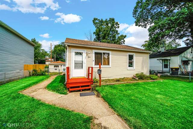 406 Madison Avenue, New Chicago, IN 46342 (MLS #498552) :: McCormick Real Estate