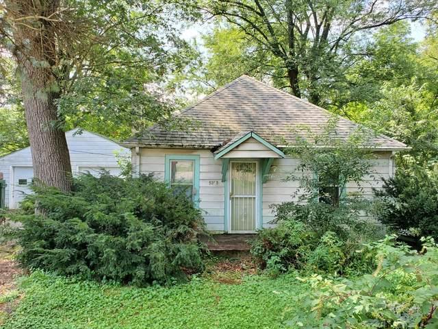 5333 W 41st Avenue, Gary, IN 46408 (MLS #498589) :: McCormick Real Estate