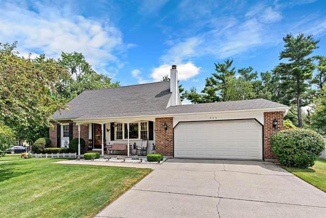 906 S Ridge Street, Crown Point, IN 46307 (MLS #498660) :: Lisa Gaff Team